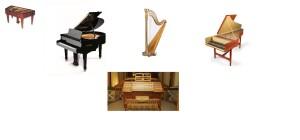 Hudební nástroje hádanka